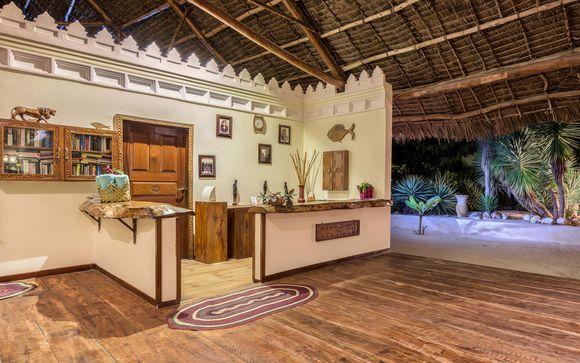 Hakuna Majiwe Beach Lodge 3*