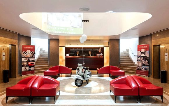 Hotel Ripa Roma 4*