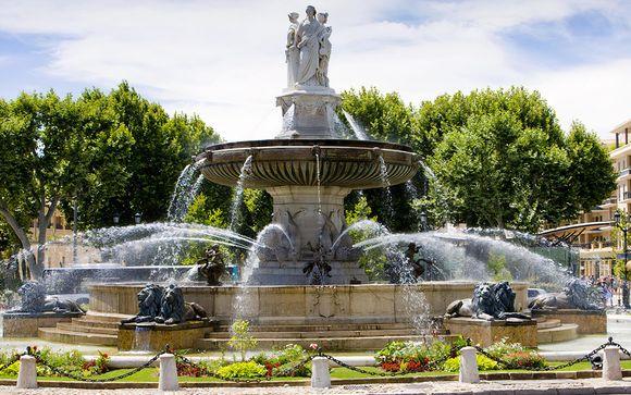 Rendez-vous à Aix-en-Provence
