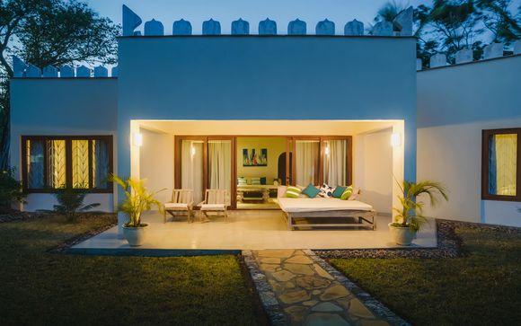 The Zubeida Beach Villas 4*