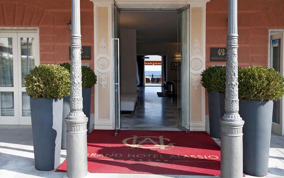 Grand Hotel Alassio Resort & Spa 5*