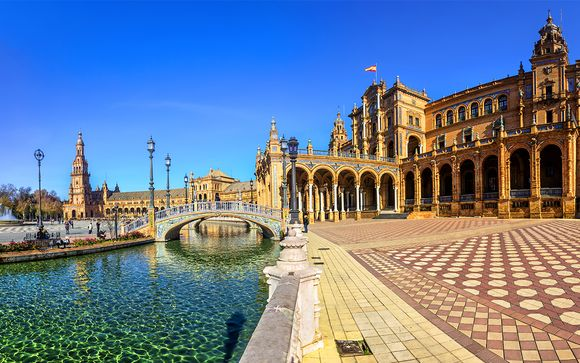 Willkommen in Sevilla