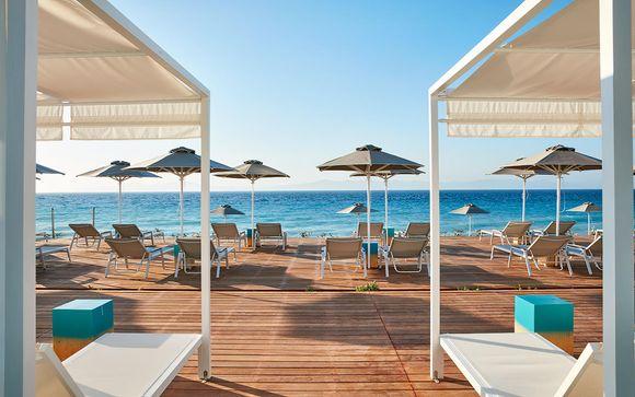 Soggiorno paradisiaco sul Mar Egeo