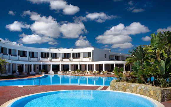 Soggiorno di relax fronte mare in resort 4*