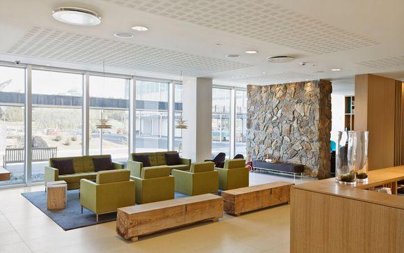 Icelandair Hotel Reykjavik Natura 4*