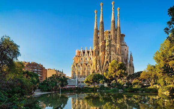 Barcelona, en Cataluña, te espera