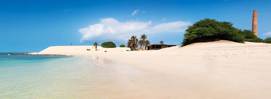 Urlaub auf den Kapverden