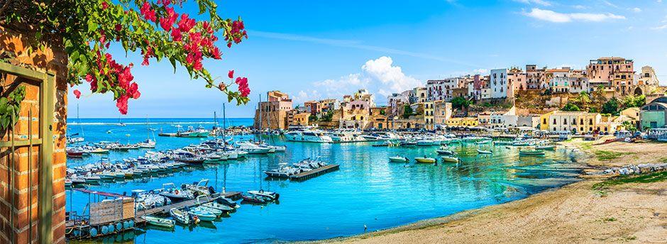 Sizilien Reiseführer: Tipps & Ratschläge von Experten