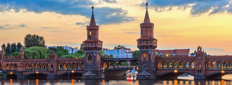 Städtereisen Berlin : Die 5 wichtigsten Sehenswürdigkeiten