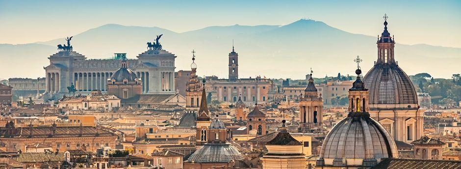 Escapadas de fin de semana a Roma