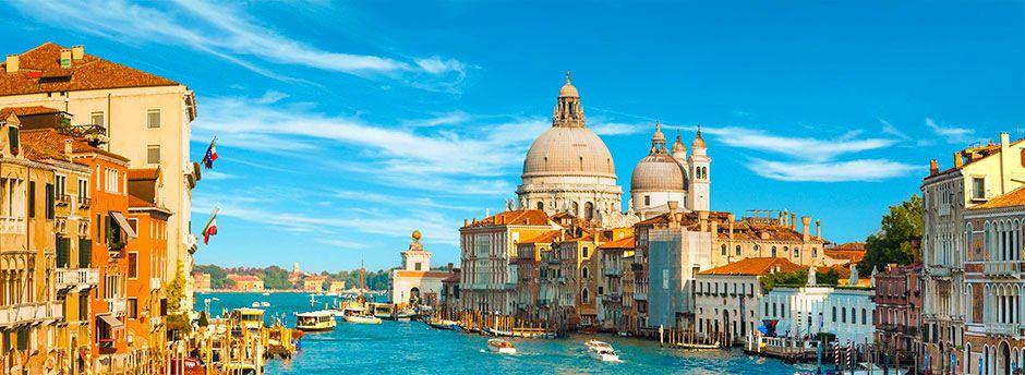 Escapadas de fin de semana a Venecia