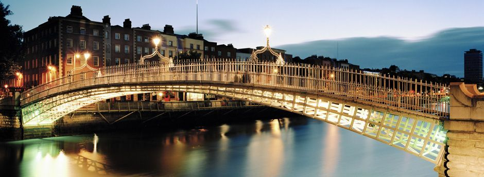 Viajes a Dublín