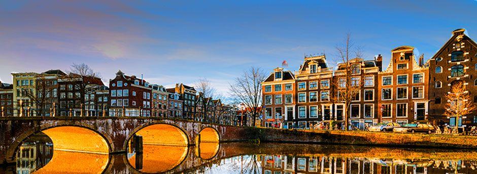 Escapadas de fin de semana a Ámsterdam
