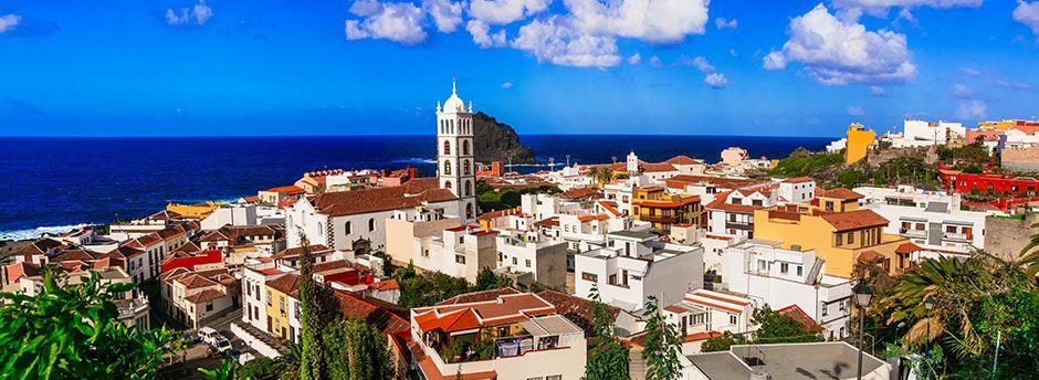 Vacaciones  Santa Cruz de Tenerife