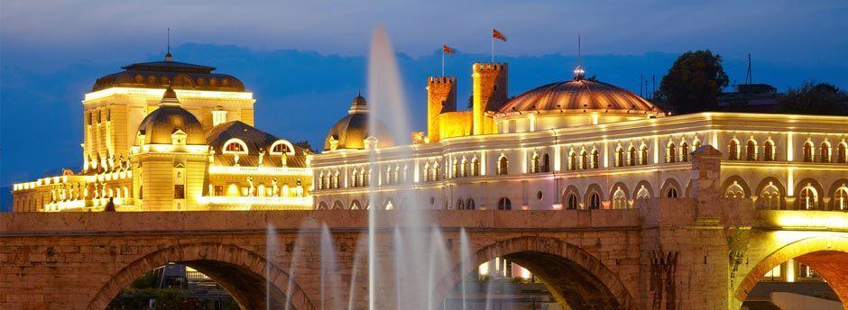 Viajes a Macedonia