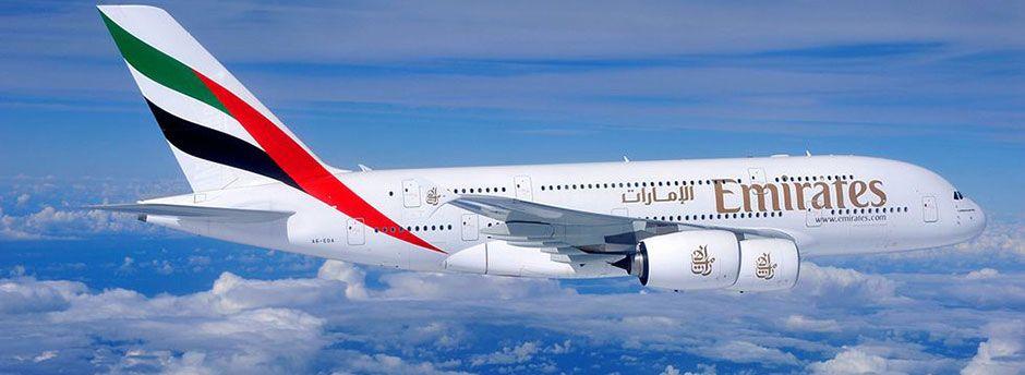 Vuelos Emirates con hoteles de lujo
