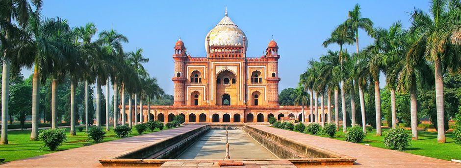 Viajes a New Delhi
