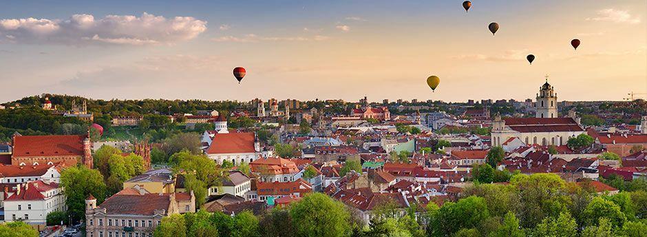 Séjours à Vilnius