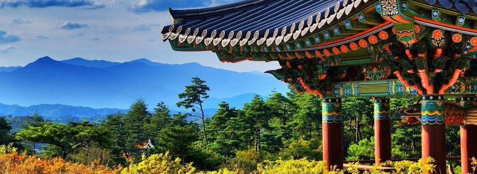 Voyage en République de Corée