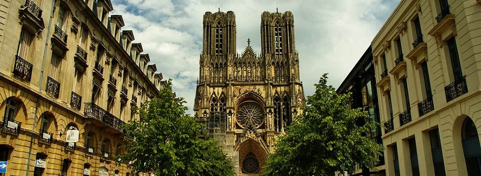 Séjours à Reims