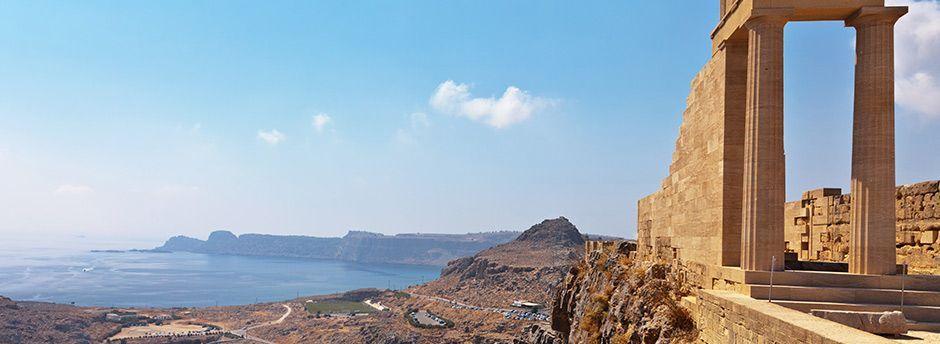 Voyage dans les Les Cyclades