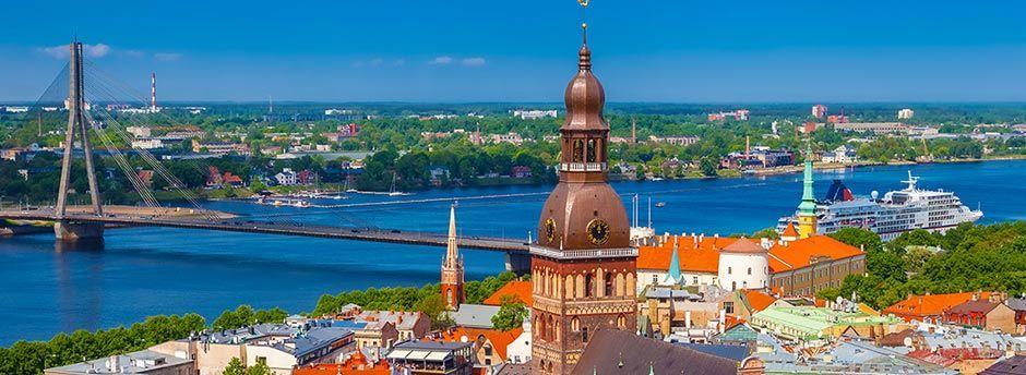 Séjours à Riga