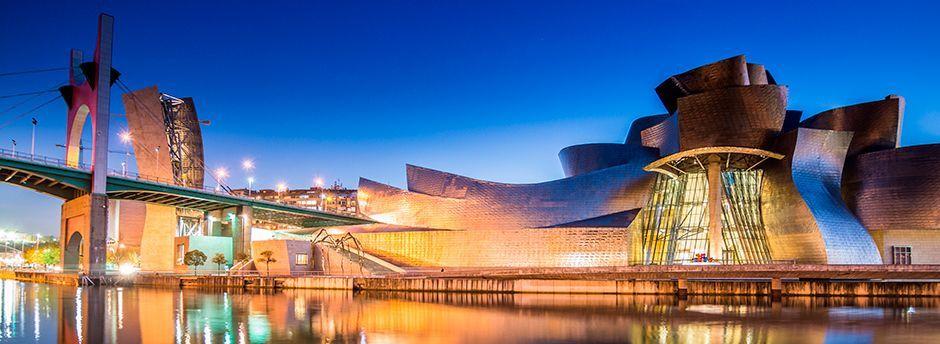 Week-ends à Bilbao