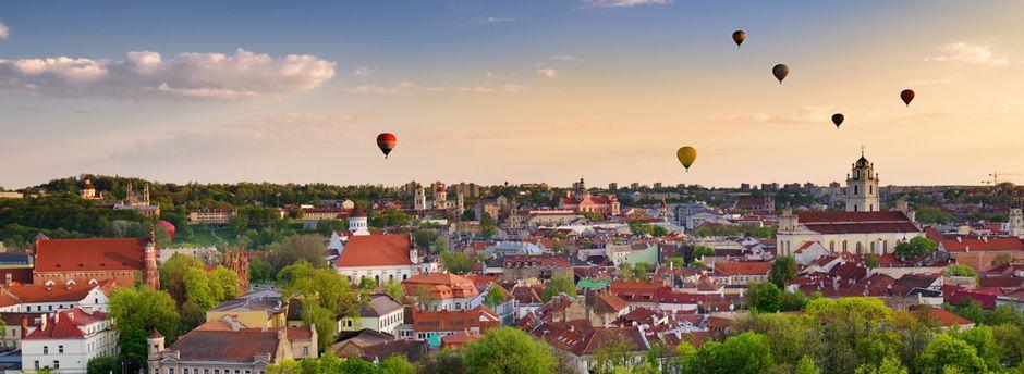 Voyage en Lituanie