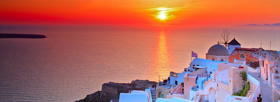 Crociere alle Isole Cicladi