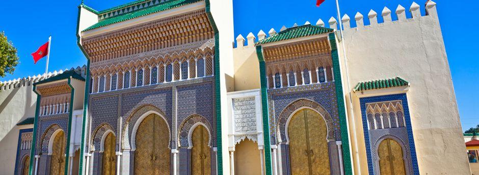 Approfitta delle nostre offerte di vacanze in famiglia a Fez