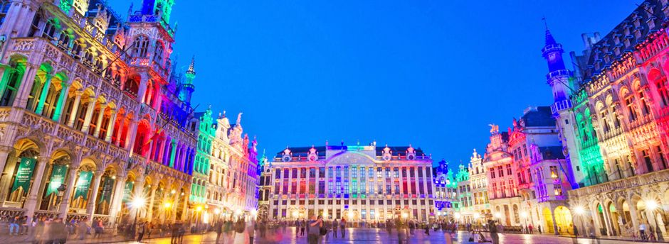 Weekend a Bruxelles