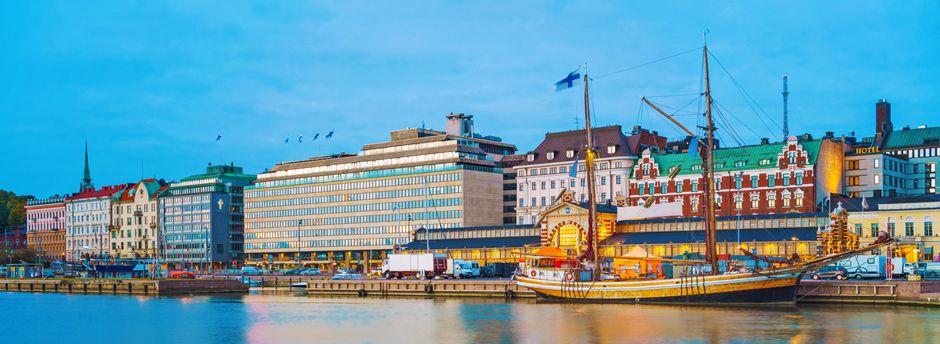 Viaggio a Helsinki