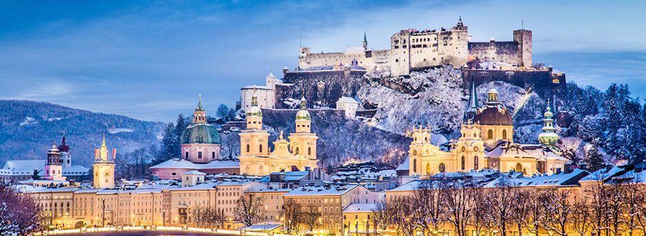 Vacanze in famiglia a Salisburgo: alla scoperta della suggestiva città