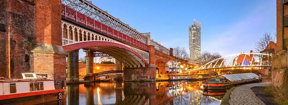 Weekend a Manchester