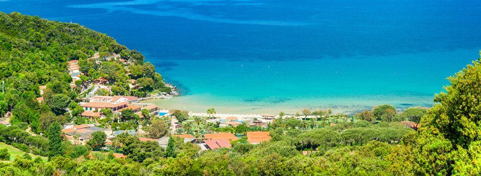 Vacanze all'Isola d'Elba tra natura e relax