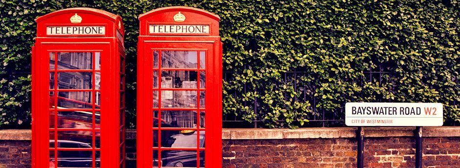 Viaggi in Regno Unito