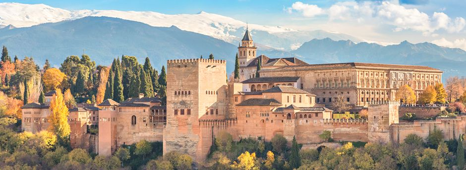 Weekend a Granada