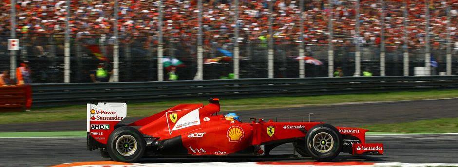 Weekend a Monza