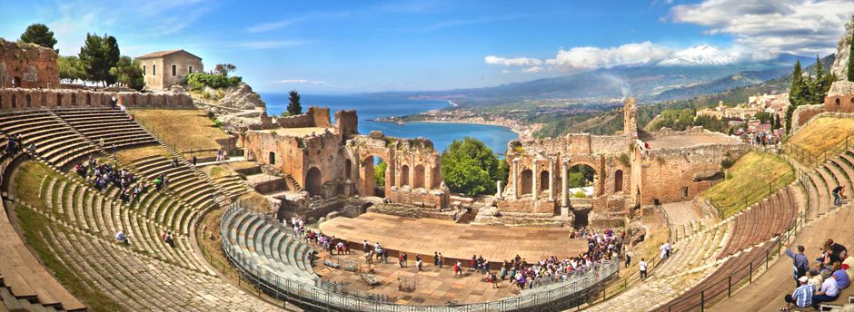 Weekend a Taormina
