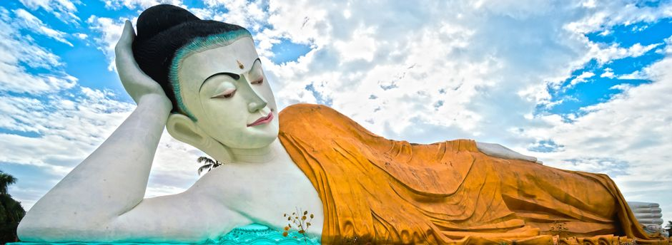 Vacanze in Myanmar / Birmania