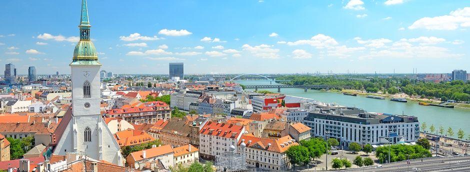 Vacanze a Bratislava