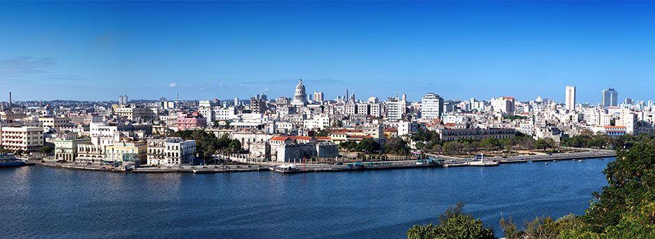 Sun holidays to Cuba