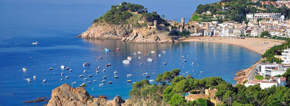 Holidays to Tossa de Mar