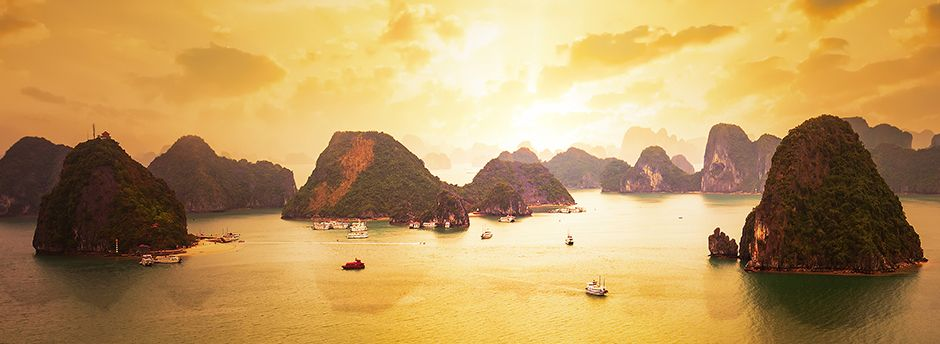 Vietnam Travel Guide - Where to go In Vietnam