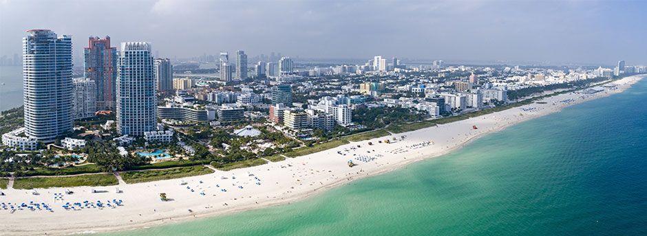 Booking to Miami