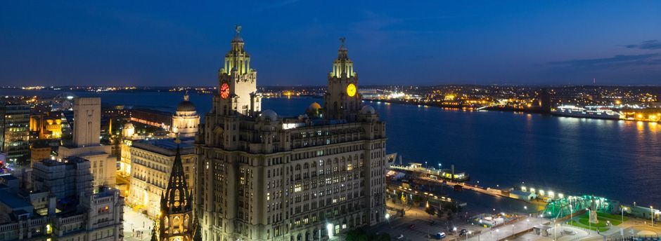 Weekends in Liverpool