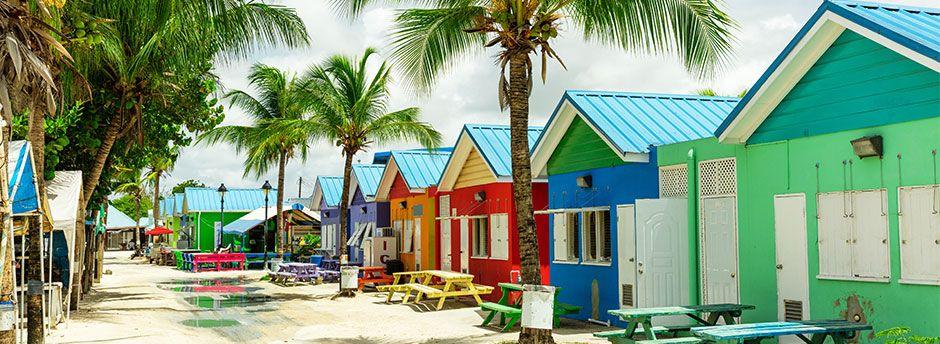 Sun holidays to Barbados