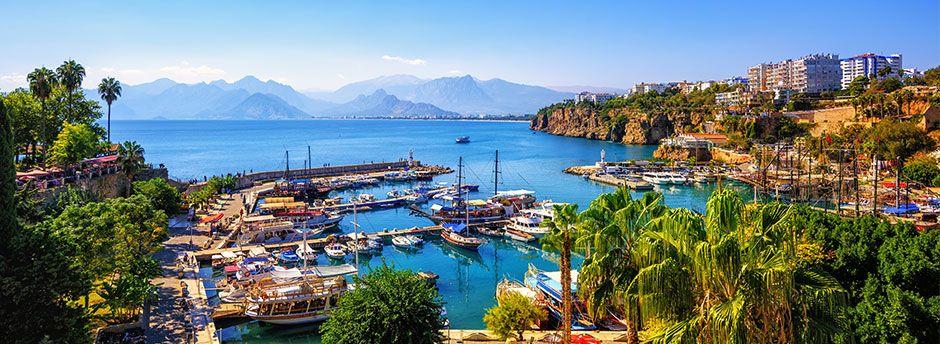 Sun holidays to Turkey