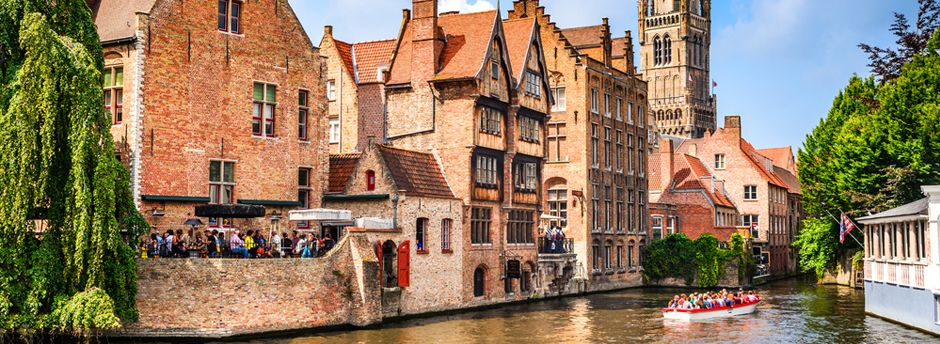 Explore Bruges with our Travel Guide